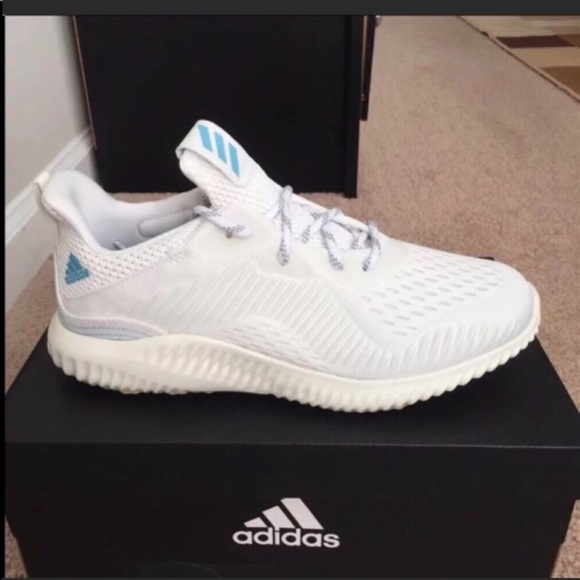 Adidas Alphabounce Parley 1 Shoes Women s 9 NEW d85f9017c